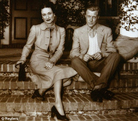 Wallis Simpson Journeys And Places